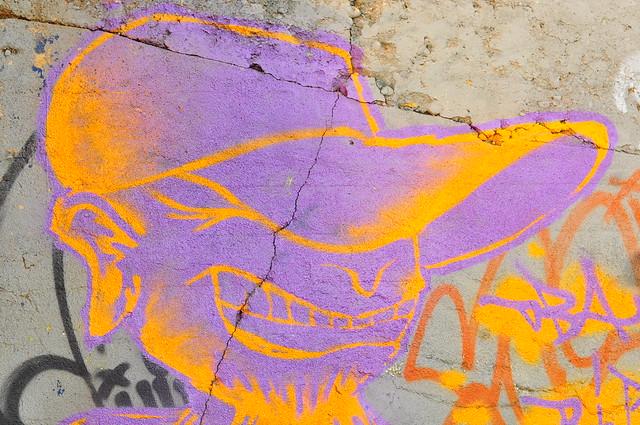 My City:  Graffiti Art