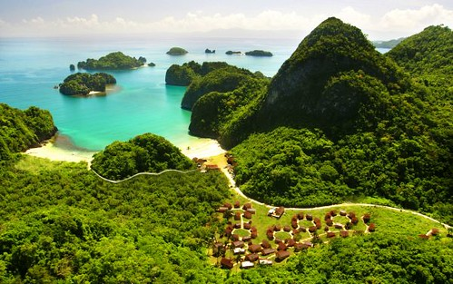Beautiful Places In The Philippines Gota Island