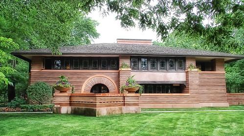 Arthur B. Heurtley House - 1902