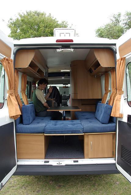 Db Camper Vans 2