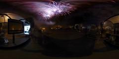 Fireworks at Arcueil
