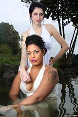 Nadia and Mindee Jo