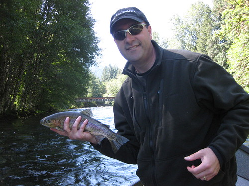 Mckenzie river fly fishing report the caddis fly oregon for Mckenzie river fishing report