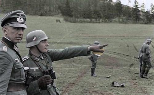 Wehrmacht officer | Flickr - Photo Sharing!