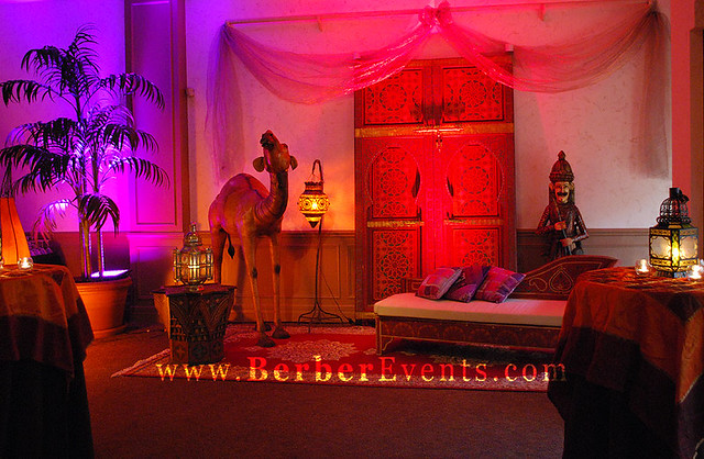Arabian nights theme debutante party arabian nights for Arabian nights decoration