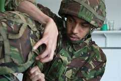 army, military camouflage, clothing, soldier, marines, infantry, military uniform, green, military person, military, person, military officer,