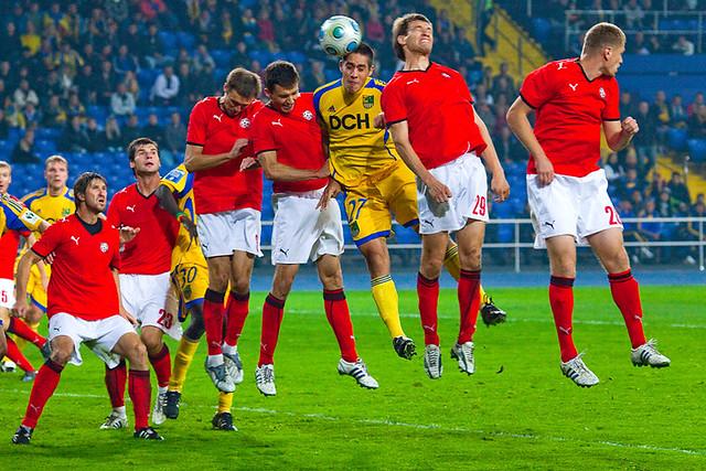 Футбольная мультиэкспозиция | Football Multiple Exposure
