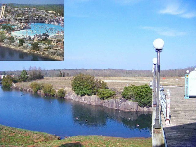 3600+ views, Thanks!  Defunct Heritage USA Waterpark Before & After