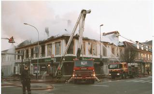 Brann i Olav Tryggvasons gate 12 (2003)