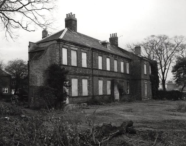 Benwell Hall