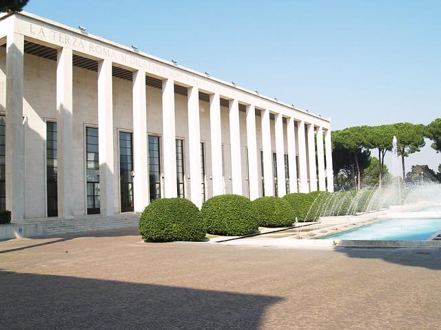 PALAZZO DEGLI UFFICI (Roma)