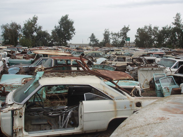 Ford Wrecking Yard Sacramento Ca