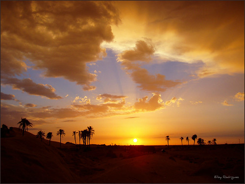 sunset sun clouds sunrise boats desert barcos tunisia palmeras desierto puestadesol barcas gettyimages eloy zoco douz tunez tozeur lagosalado lapuertadeldesierto eloyrodriguez chottelcherid