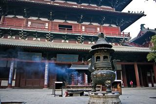 indoor buddha
