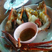 grilled (the best way) jumbo river prawns