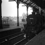 Preston Station Lancashire 9th June 1968