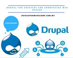 Drupal For creative and innovative web design