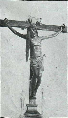 Cristo de las Aguas en 1924
