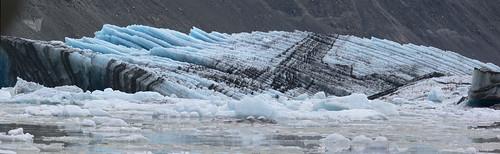 Iceberg on Lake Tasman (Tasman Glacier)