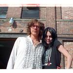William Werewolf and Erin Elvira / Pentax Auto 110