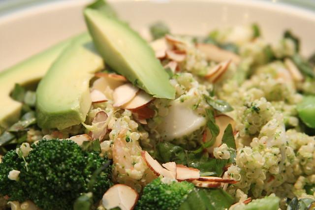 Heidi Swanson's Double broccoli quinoa | Check out the ...