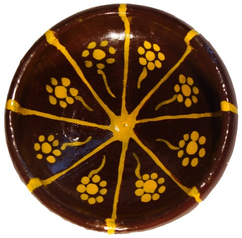 Indian Diwali Diya - Chocolate Sunshine