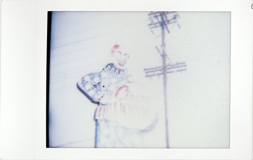 Circus Liquor-the Diana Instax Version