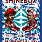 """Go Get Your Shinebox"" Group Show - Brooklynite Gallery, New-York"