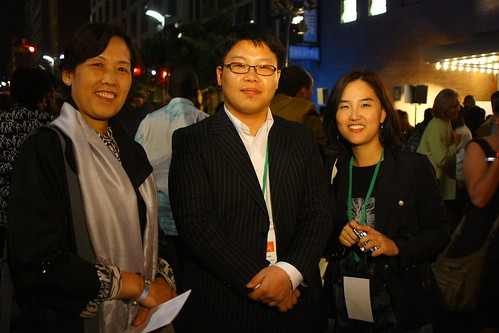 Delegates at the official opening of the 4th World Summit on Arts & Culture