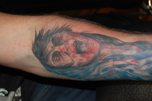 Zombies Tattoos