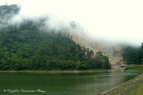naturaleza mist lake nature fog landscape lago dam paisaje nublado neblina puebla presa bruma necaxa sonydsct1 huauchinango rogelioguzmánmoya philidor2001 sierranortedepuebla juangalindo