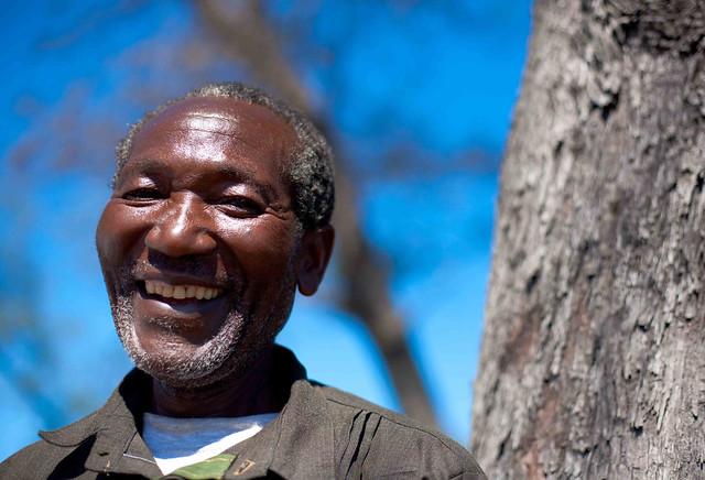 Daud Mligula, Njombe Village