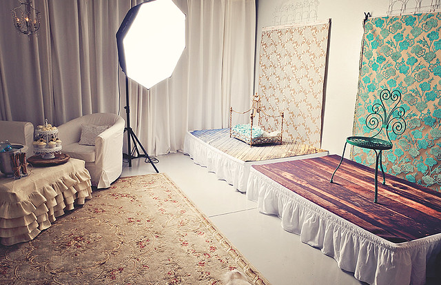 Backdrop ideas a gallery on flickr for Interior photography lighting setup