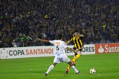 Copa Libertadores de America 2011 | Peñarol - Santos | 110616-7047-jikatu