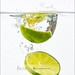 Fresh Lime splash | Eco Green fruits