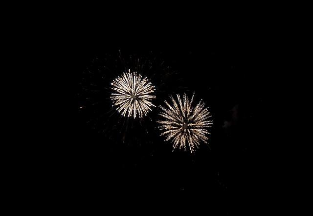 Fireworks - #3322