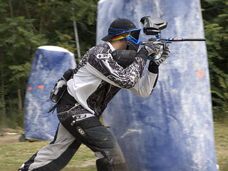 Try paintball at The International Club and Paintball Park - Things to do in Abidjan