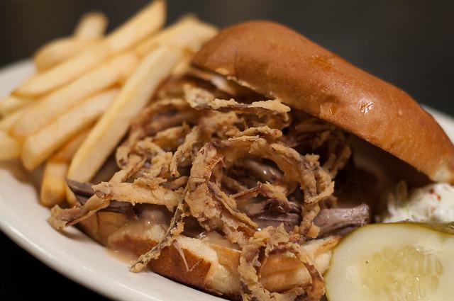 pot roast sandwich @ depot american diner, chicago | Flickr - Photo ...