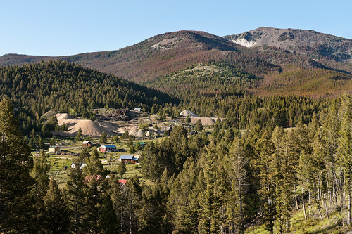 history town montana ghost mining elkhorn