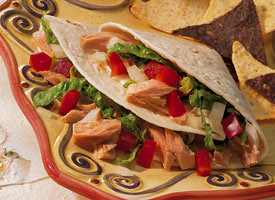 Easy Fish Tacos on Easy Fish Tacos From Tablespoon Com   Flickr   Photo Sharing