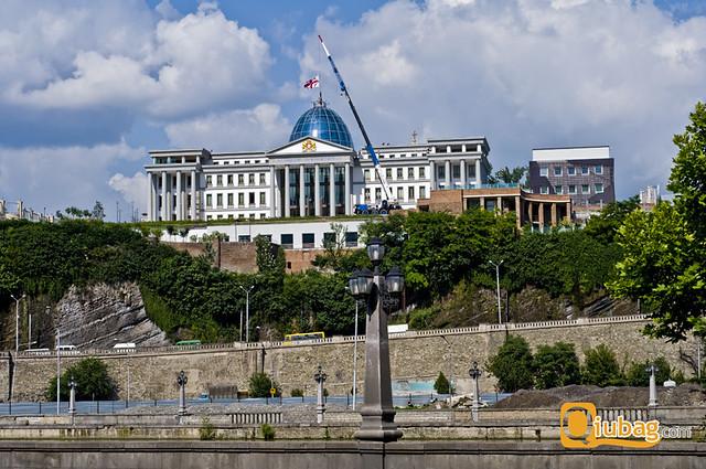 Tbilisi - parlament Gruzji