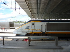 bullet train, tgv, high-speed rail, vehicle, transport, rail transport, public transport, rolling stock,