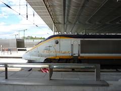 airline(0.0), aviation(0.0), passenger(0.0), maglev(0.0), boarding(0.0), railroad car(0.0), bullet train(1.0), tgv(1.0), high-speed rail(1.0), vehicle(1.0), transport(1.0), rail transport(1.0), public transport(1.0), rolling stock(1.0),