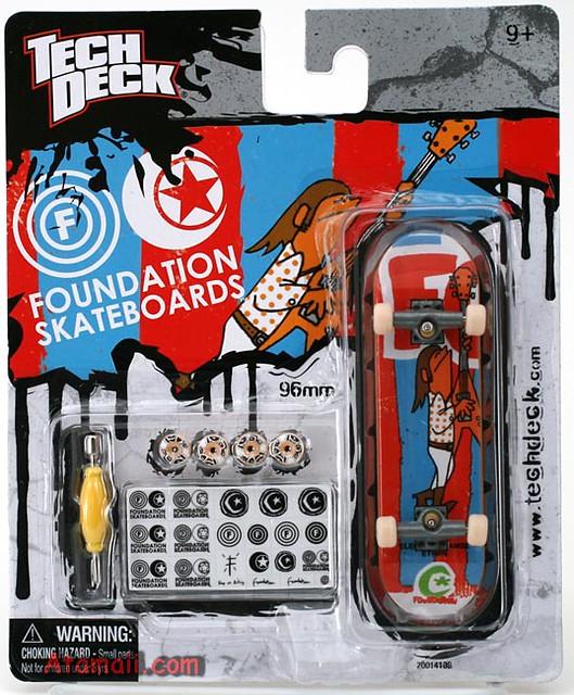 Tech deck foundation skateboards fingerboard flickr