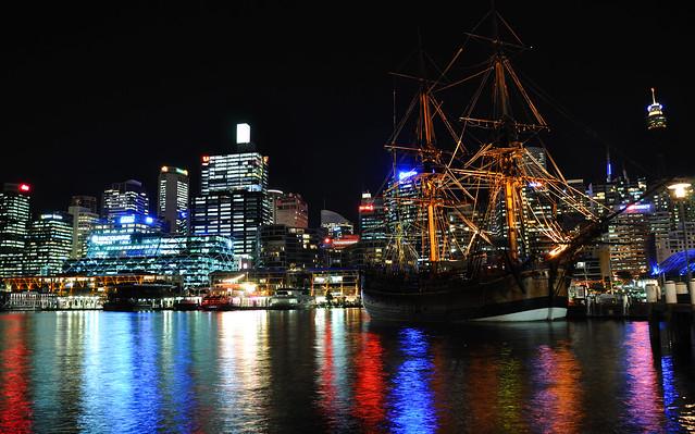 Sydney Winter Skyline
