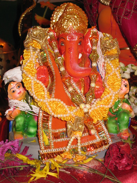 Ganpati Bappa | Flickr - Photo Sharing!