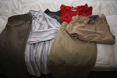 Clothes I am keeping