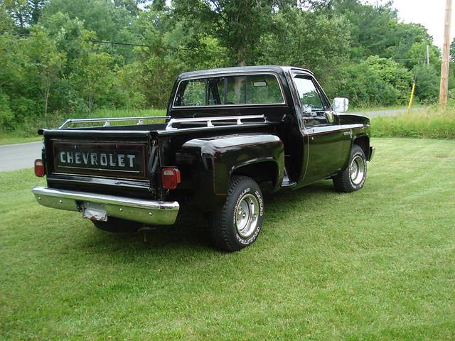 1985 Chevy Stepside