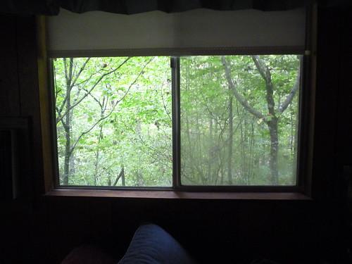 vacation cabin northcarolina september2009
