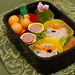 Sausage, Egg  and Shrimp Bento